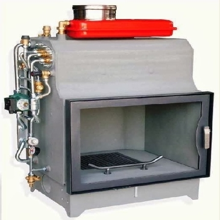 Variante focare-centrala cu kit termic premontat