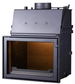Variante focare centrala fara kit termic premontat